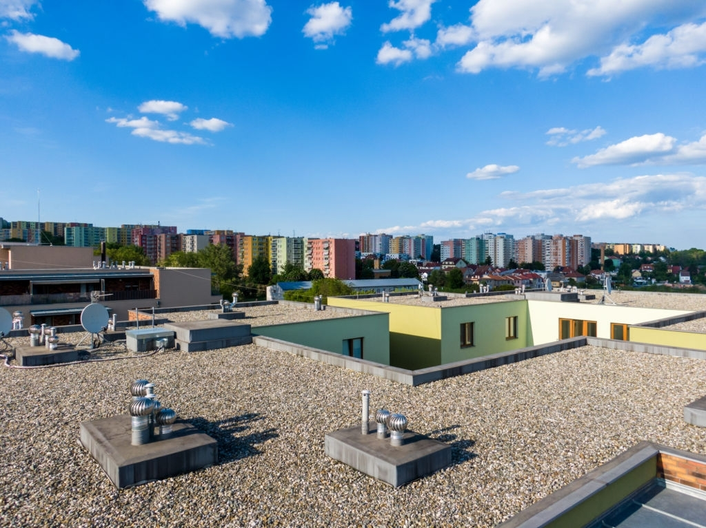 Benefits of a Flat Roof